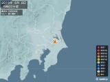 2018年06月08日05時02分頃発生した地震