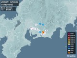 2018年06月30日15時30分頃発生した地震