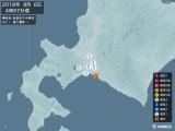 2018年09月06日04時57分頃発生した地震
