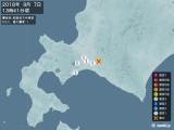 2018年09月07日13時41分頃発生した地震