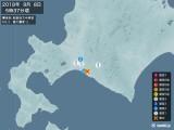 2018年09月08日05時37分頃発生した地震