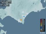 2018年10月22日08時48分頃発生した地震