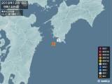 2018年12月08日09時14分頃発生した地震