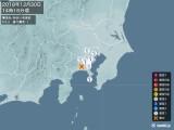 2018年12月30日14時16分頃発生した地震