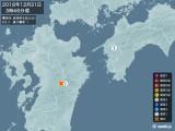2018年12月31日03時46分頃発生した地震