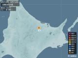 2019年04月12日04時34分頃発生した地震