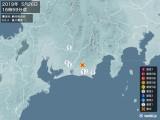 2019年05月26日16時59分頃発生した地震