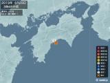 2019年06月29日03時46分頃発生した地震