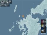 2019年07月07日05時34分頃発生した地震