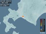 2019年09月21日03時11分頃発生した地震