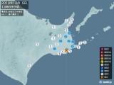 2019年12月05日13時59分頃発生した地震