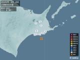 2020年03月06日23時55分頃発生した地震