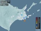 2020年05月13日22時46分頃発生した地震