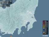 2020年10月07日08時02分頃発生した地震