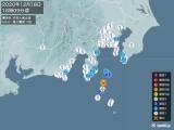 2020年12月18日18時09分頃発生した地震