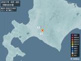 2021年06月08日09時58分頃発生した地震