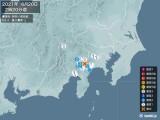 2021年06月20日02時20分頃発生した地震