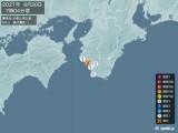 2021年06月30日07時04分頃発生した地震