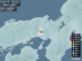 2021年07月12日05時31分頃発生した地震